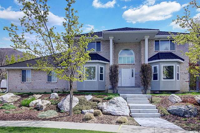 60 W Parkway Cir N, Centerville, UT 84014 (MLS #1668786) :: Lookout Real Estate Group