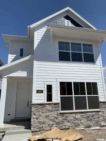 4427 W 2600 N #404, Lehi, UT 84043 (MLS #1668810) :: Lookout Real Estate Group