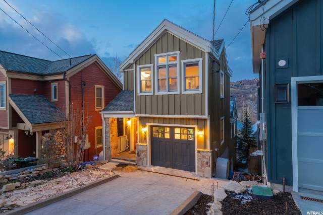 954 Empire Ave, Park City, UT 84060 (#1668830) :: McKay Realty