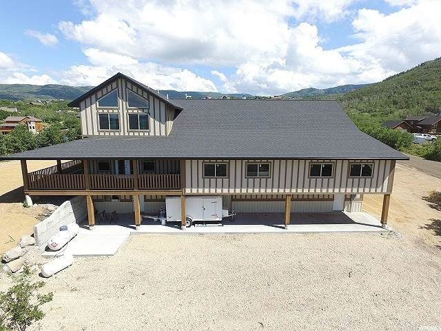 8855 E Acorn N #327, Heber City, UT 84032 (#1668831) :: Doxey Real Estate Group