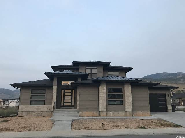 6651 Willow Creek Rd, Mountain Green, UT 84050 (#1668878) :: Red Sign Team