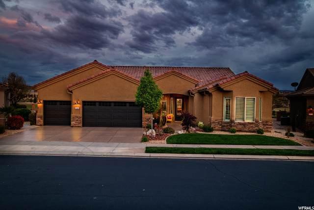 1563 Ironwood Dr, St. George, UT 84790 (#1668886) :: Big Key Real Estate