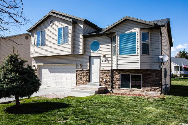 218 W 9TH St., Ogden, UT 84404 (#1669027) :: RE/MAX Equity