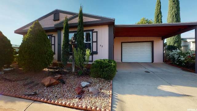 1526 N Dixie Downs #52, St. George, UT 84770 (#1669130) :: Red Sign Team