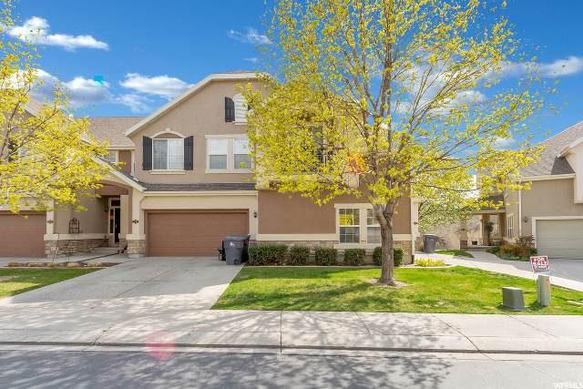 1537 W Napa Ave, Bluffdale, UT 84065 (#1669133) :: Colemere Realty Associates
