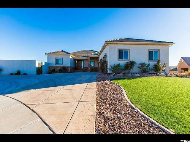 731 W Obsidian Cir, St. George, UT 84770 (MLS #1669335) :: Lawson Real Estate Team - Engel & Völkers
