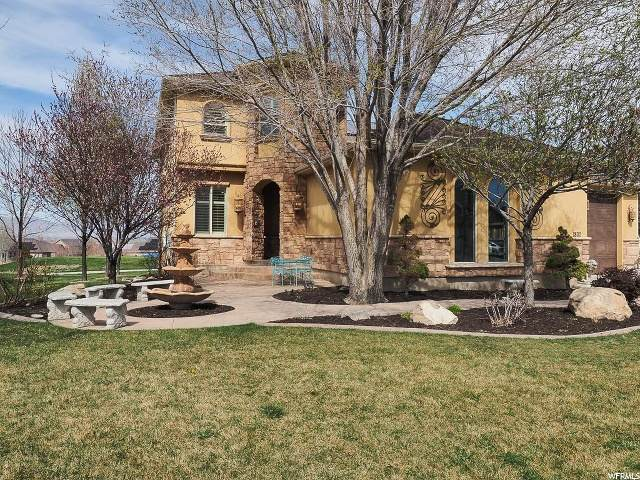 1832 S Gallant View Rd, Saratoga Springs, UT 84045 (#1669351) :: Belknap Team