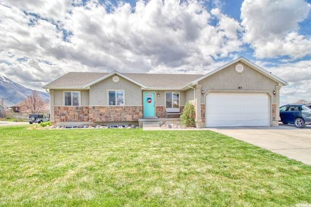 183 W 1600 S, Payson, UT 84651 (#1669354) :: Red Sign Team