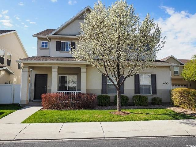 6743 Tupelo Ln, West Jordan, UT 84081 (#1669448) :: Red Sign Team