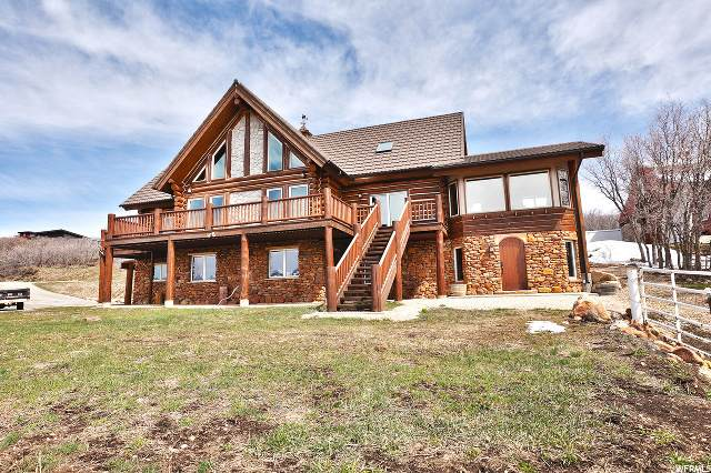 1080 Tollgate Rd, Park City, UT 84098 (MLS #1669468) :: Lookout Real Estate Group