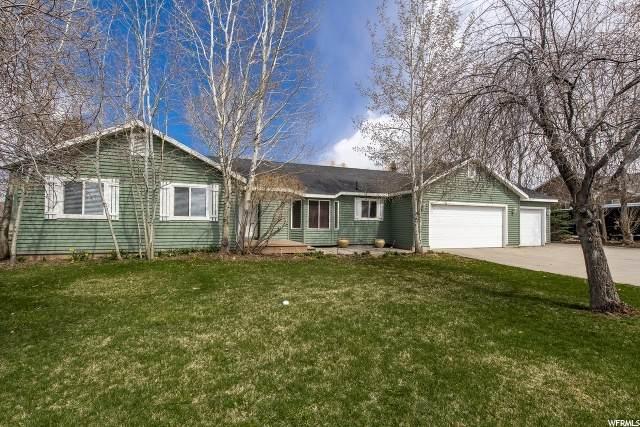 820 Oak Ln, Francis, UT 84036 (MLS #1669500) :: Lookout Real Estate Group