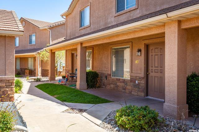316 S 2450 E #43, St. George, UT 84790 (#1669606) :: The Fields Team