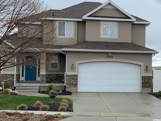 12343 S Flintlock Way W, Herriman, UT 84096 (MLS #1669613) :: Lookout Real Estate Group