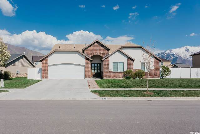 679 S 750 W, Springville, UT 84663 (MLS #1669765) :: Lookout Real Estate Group