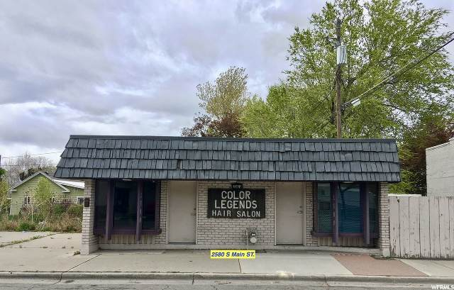 2580 S Main St, South Salt Lake, UT 84115 (#1669788) :: McKay Realty