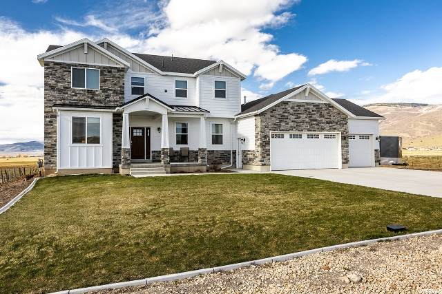 214 W Lambert Ln, Kamas, UT 84036 (MLS #1669790) :: High Country Properties