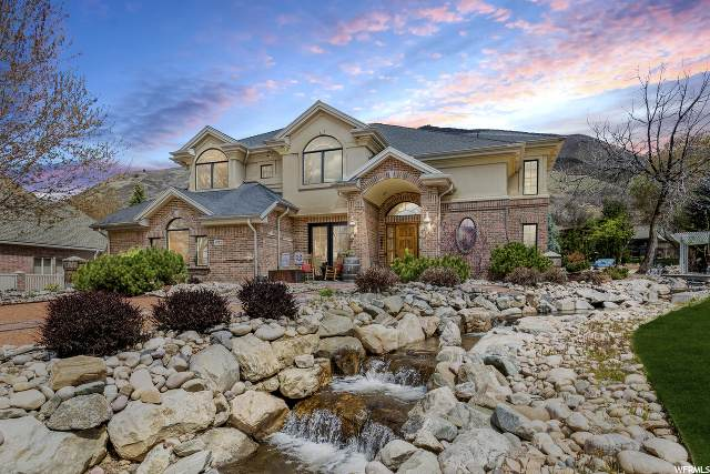4722 Skyline Pkwy, Ogden, UT 84403 (#1669791) :: The Fields Team