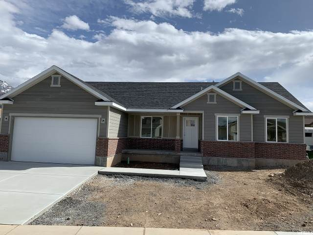 345 W Royal Land Dr #2, Santaquin, UT 84655 (#1669846) :: Colemere Realty Associates