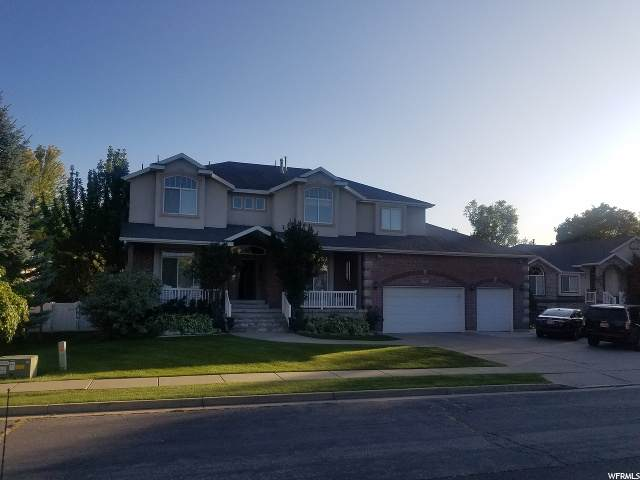 95 E Harper Way, South Weber, UT 84405 (#1669849) :: Doxey Real Estate Group