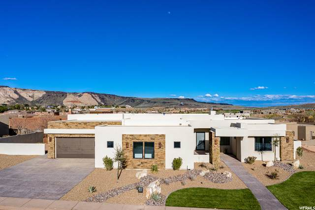 5152 N Evening Star Dr, St. George, UT 84770 (#1669896) :: Red Sign Team