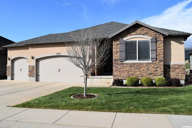2868 W Crooked Stick Dr, Lehi, UT 84043 (#1669956) :: The Fields Team