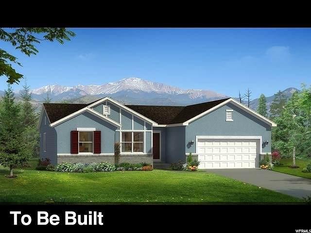 1112 W Honeycomb Dr S #108, Grantsville, UT 84029 (#1670001) :: Big Key Real Estate