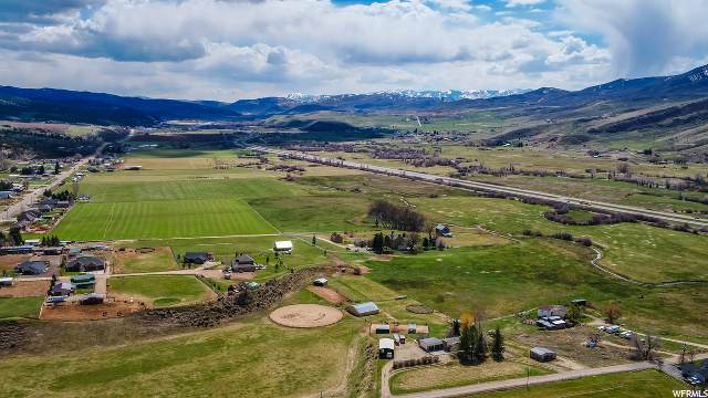 1184 S Hoytsville Rd, Coalville, UT 84017 (MLS #1670004) :: High Country Properties