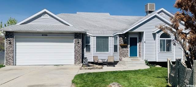 6326 W 3435 S, West Valley City, UT 84128 (#1670032) :: Colemere Realty Associates