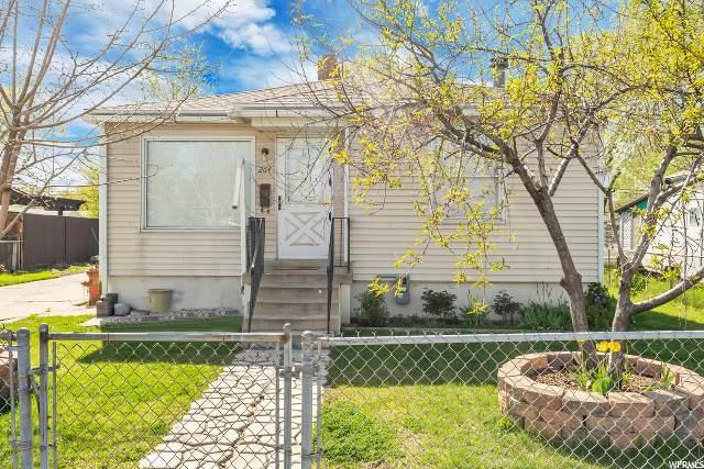 264 S Pueblo St W, Salt Lake City, UT 84104 (#1670040) :: Big Key Real Estate