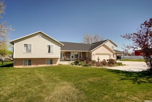 3756 W 1800 N, West Point, UT 84015 (#1670065) :: Big Key Real Estate