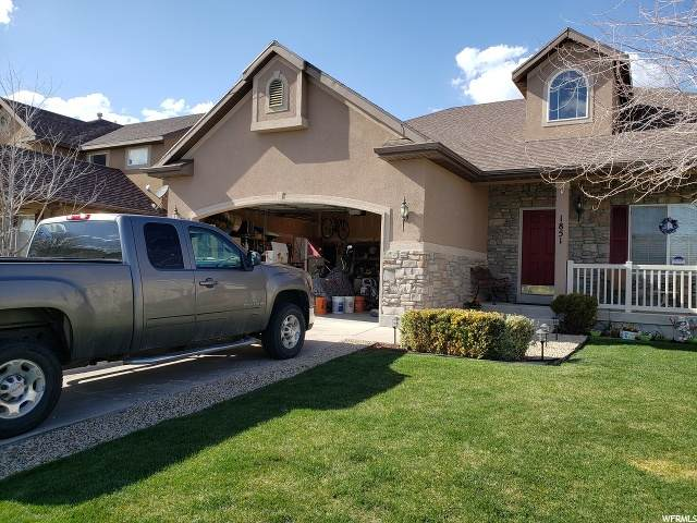 1851 E Independence Way, Eagle Mountain, UT 84005 (#1670112) :: Red Sign Team