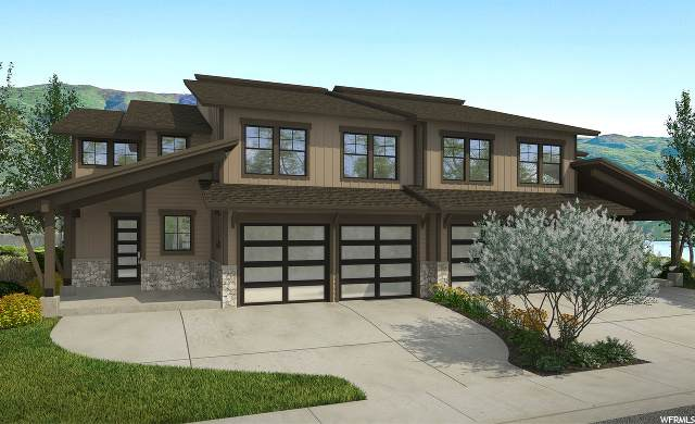 9943 N Meer Cir #2, Heber City, UT 84032 (#1670149) :: Big Key Real Estate