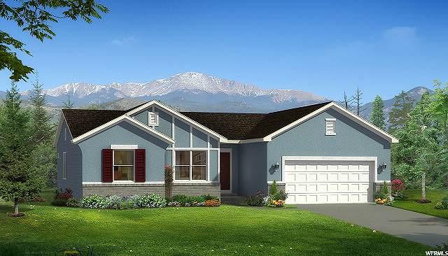 1124 W Honeycomb Dr #110, Grantsville, UT 84029 (#1670205) :: Big Key Real Estate