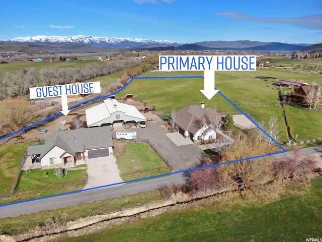 2875 Elk Meadows Dr, Kamas, UT 84036 (#1670259) :: Red Sign Team