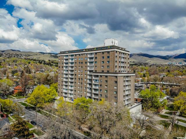 777 E South Temple 11G, Salt Lake City, UT 84102 (#1670271) :: Colemere Realty Associates