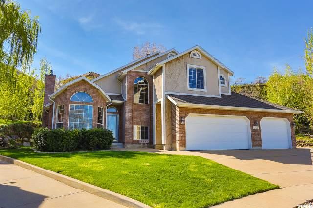 1146 N 3100 E, Layton, UT 84040 (MLS #1670330) :: Lookout Real Estate Group