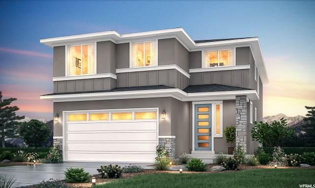 8708 S Park Slope Ln #36, West Jordan, UT 84088 (#1670351) :: Utah City Living Real Estate Group