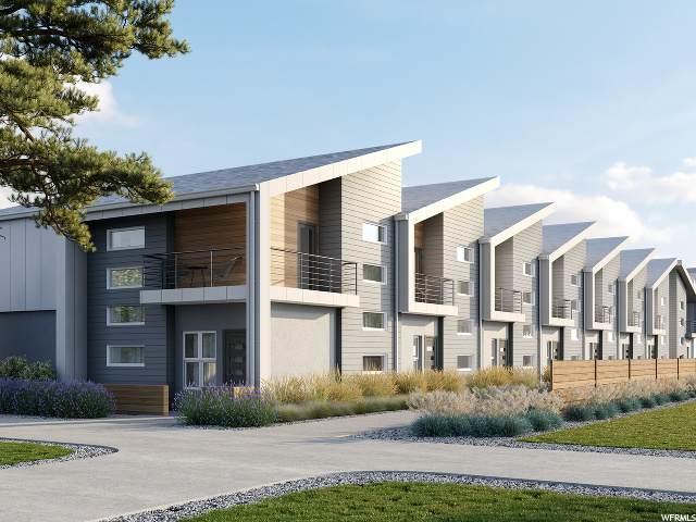 481 N Beaumont Ct #103, Salt Lake City, UT 84116 (MLS #1670479) :: Lookout Real Estate Group