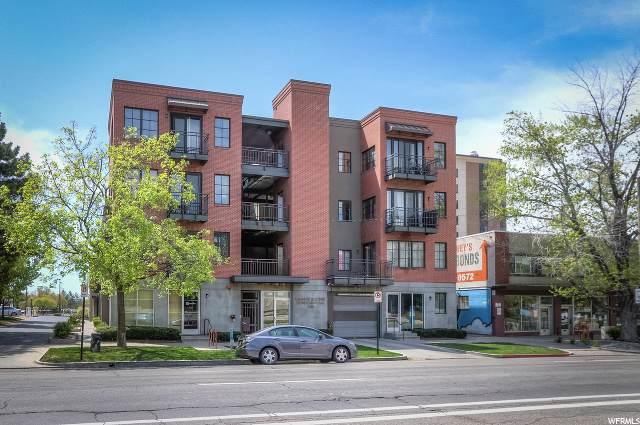 228 E 500 S #208, Salt Lake City, UT 84111 (#1670481) :: Colemere Realty Associates