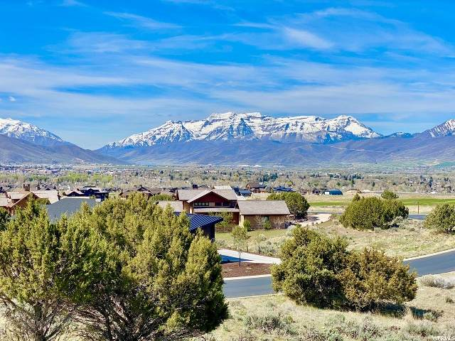 2121 E Flat Top Mountain Dr, Heber City, UT 84032 (#1670483) :: Red Sign Team