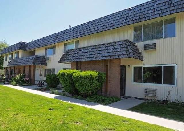 4527 S 1175 W #93, Salt Lake City, UT 84123 (#1670515) :: Colemere Realty Associates