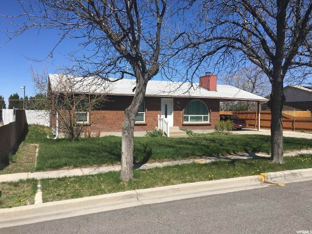 6530 W Kings Estate Dr. S, West Valley City, UT 84128 (#1670626) :: Red Sign Team
