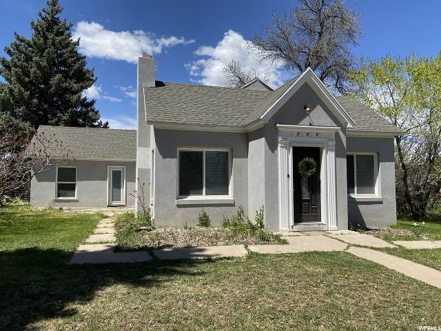 265 N Main St, Fillmore, UT 84631 (#1670683) :: The Fields Team