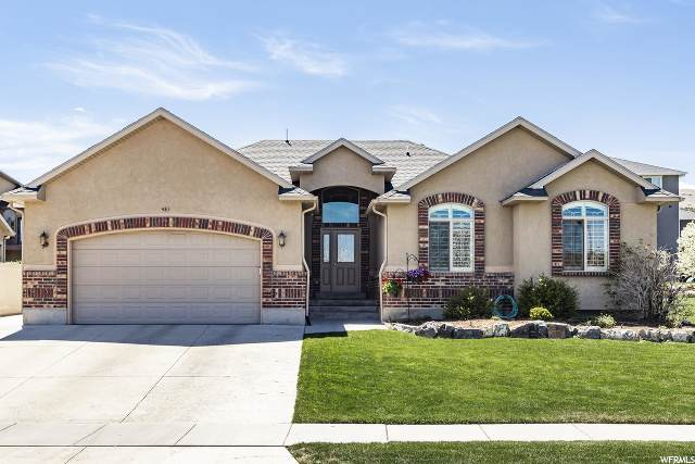 483 W Rolling Sage Way, Saratoga Springs, UT 84045 (MLS #1670704) :: Lookout Real Estate Group