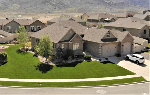 1019 S Vista Ridge Dr, Santaquin, UT 84655 (#1670709) :: Utah Best Real Estate Team | Century 21 Everest