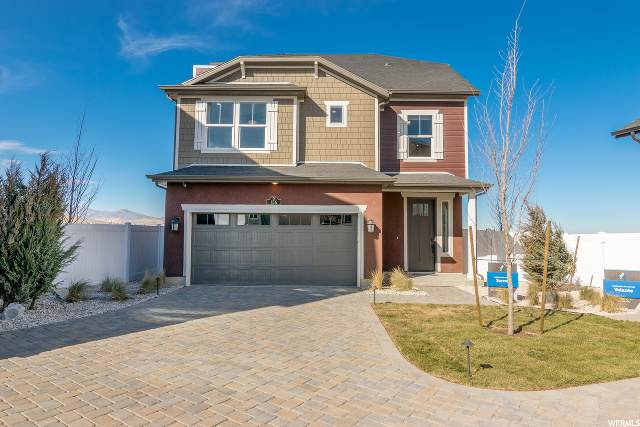 168 E Brushy Canyon St #342, Saratoga Springs, UT 84045 (MLS #1670721) :: Lookout Real Estate Group