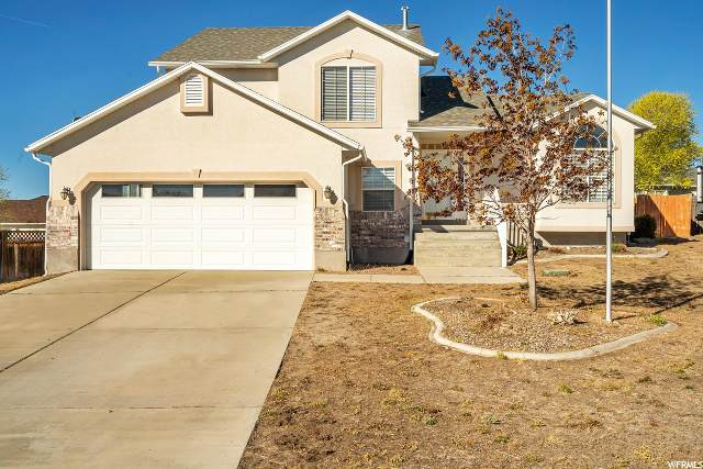 274 S Settlers Ct, Tooele, UT 84074 (MLS #1670749) :: Lookout Real Estate Group