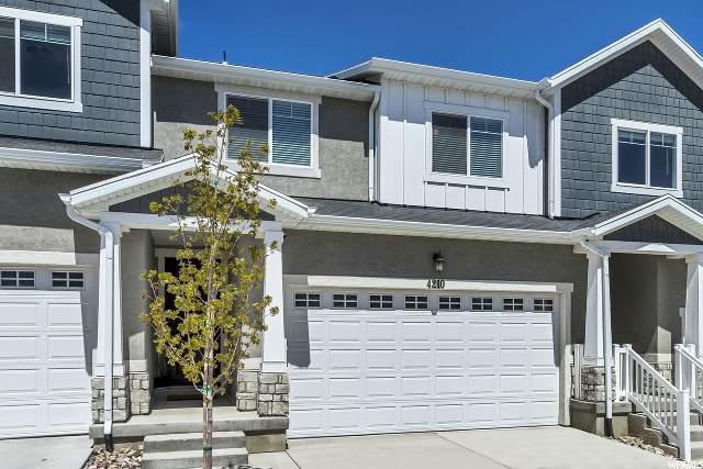 4210 W 1650 N, Lehi, UT 84043 (#1670760) :: Colemere Realty Associates