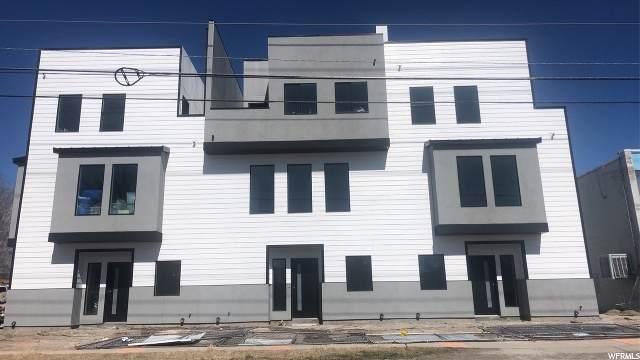 3889 S Granite Lofts Ln #5, Salt Lake City, UT 84107 (#1670774) :: Colemere Realty Associates
