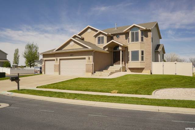 5577 S 4650 W, Hooper, UT 84315 (MLS #1670800) :: Lookout Real Estate Group